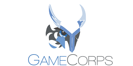 GameCorps Productions Logo